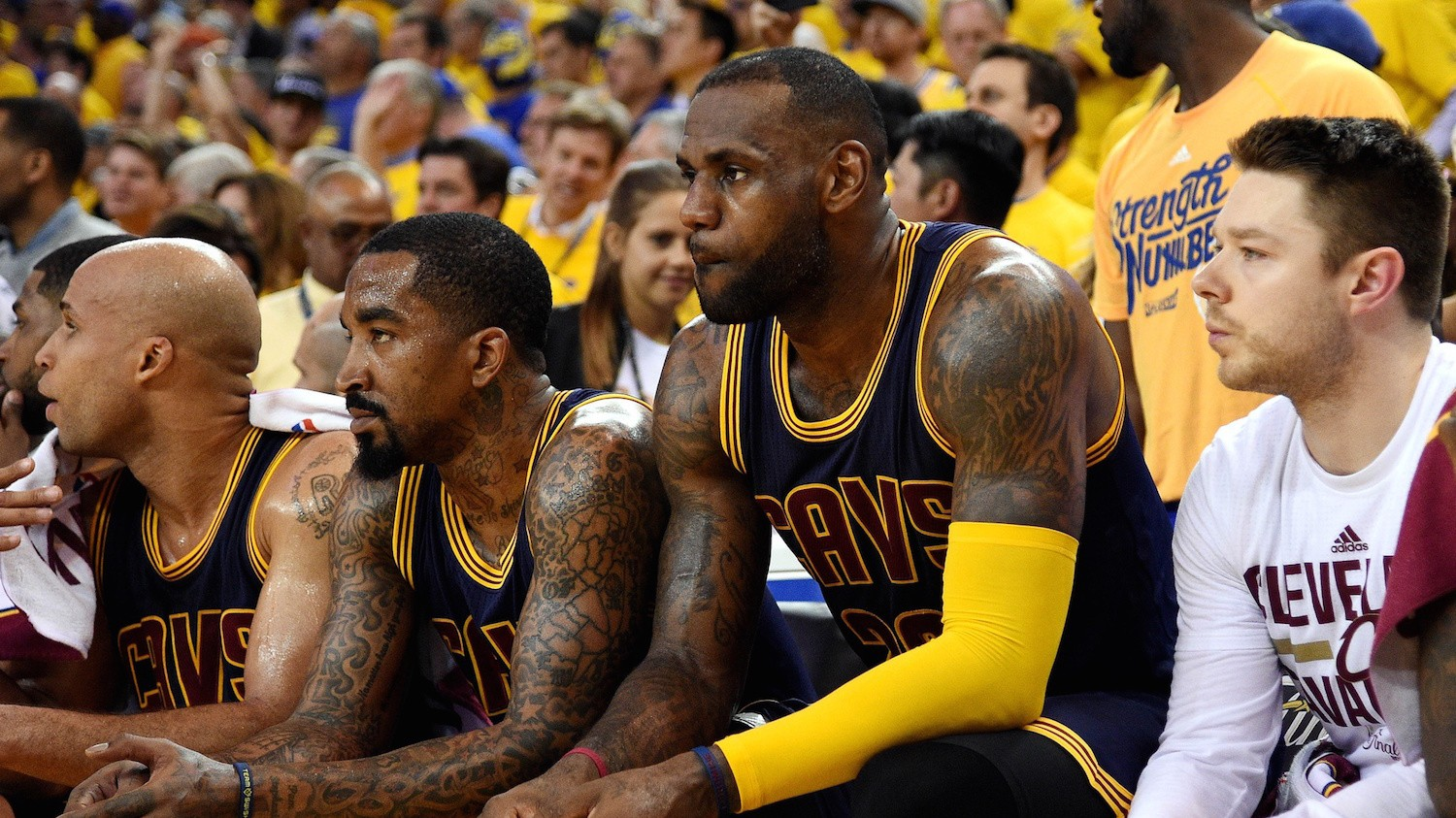Can the Cavs Actually Beat the Warriors in the NBA Finals?: COOKIES 025