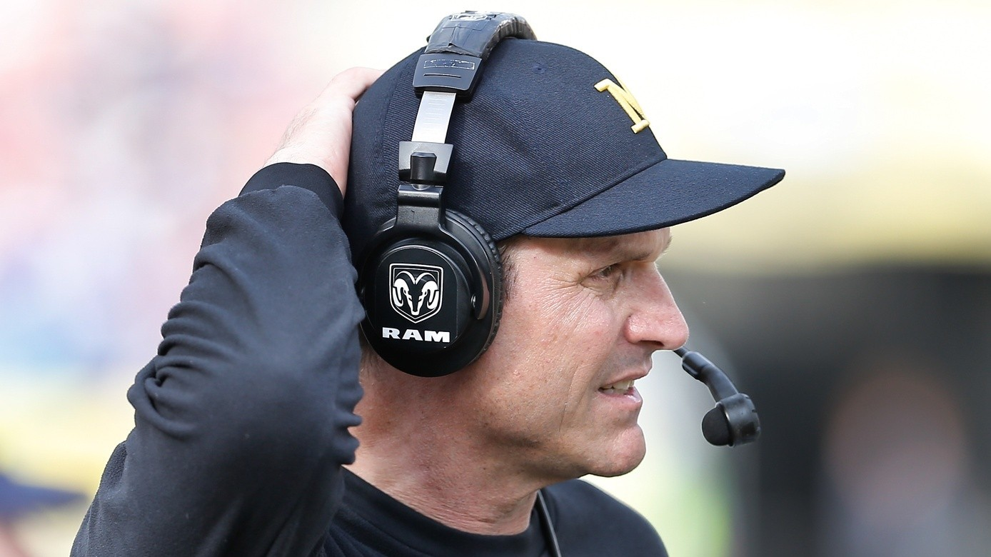 Football, Fun, And An Unintentional NCAA Recruiting Violation: A Day at Jim Harbaugh's Satellite Camp