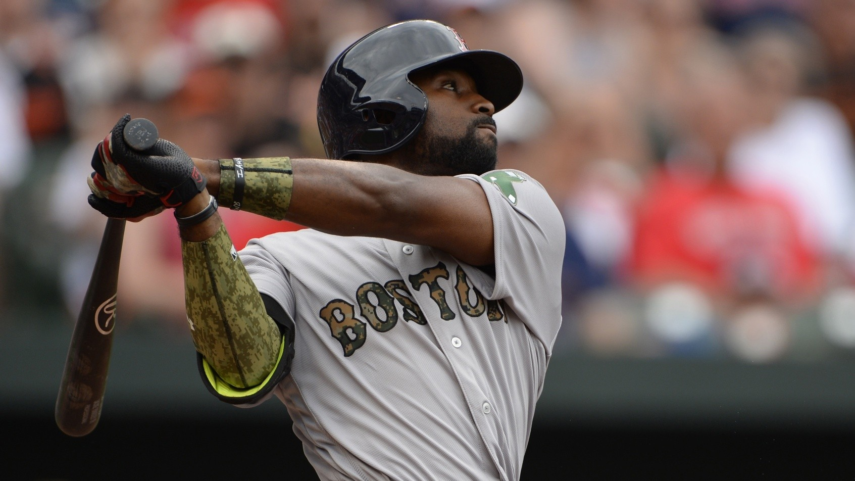 Jackie Bradley Jr. Is Terrorizing the Pitchers of Major League Baseball