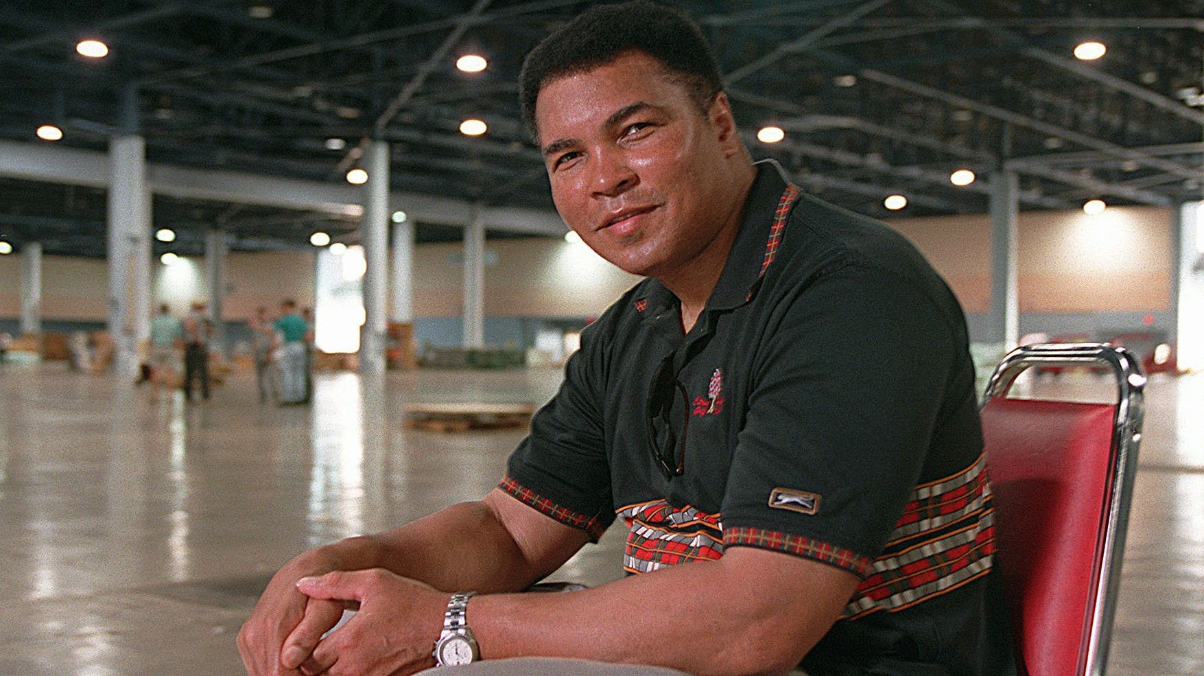 The Champ At Rest: Muhammad Ali In His Later Years