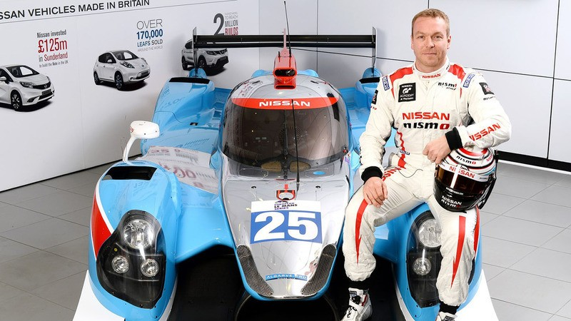 How Olympic Cyclist Chris Hoy's Le Mans Dream Came True