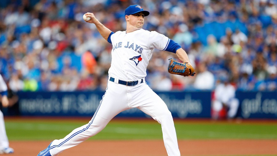 An Innings Limit Might Be the Only Thing That Can Slow down Aaron Sanchez