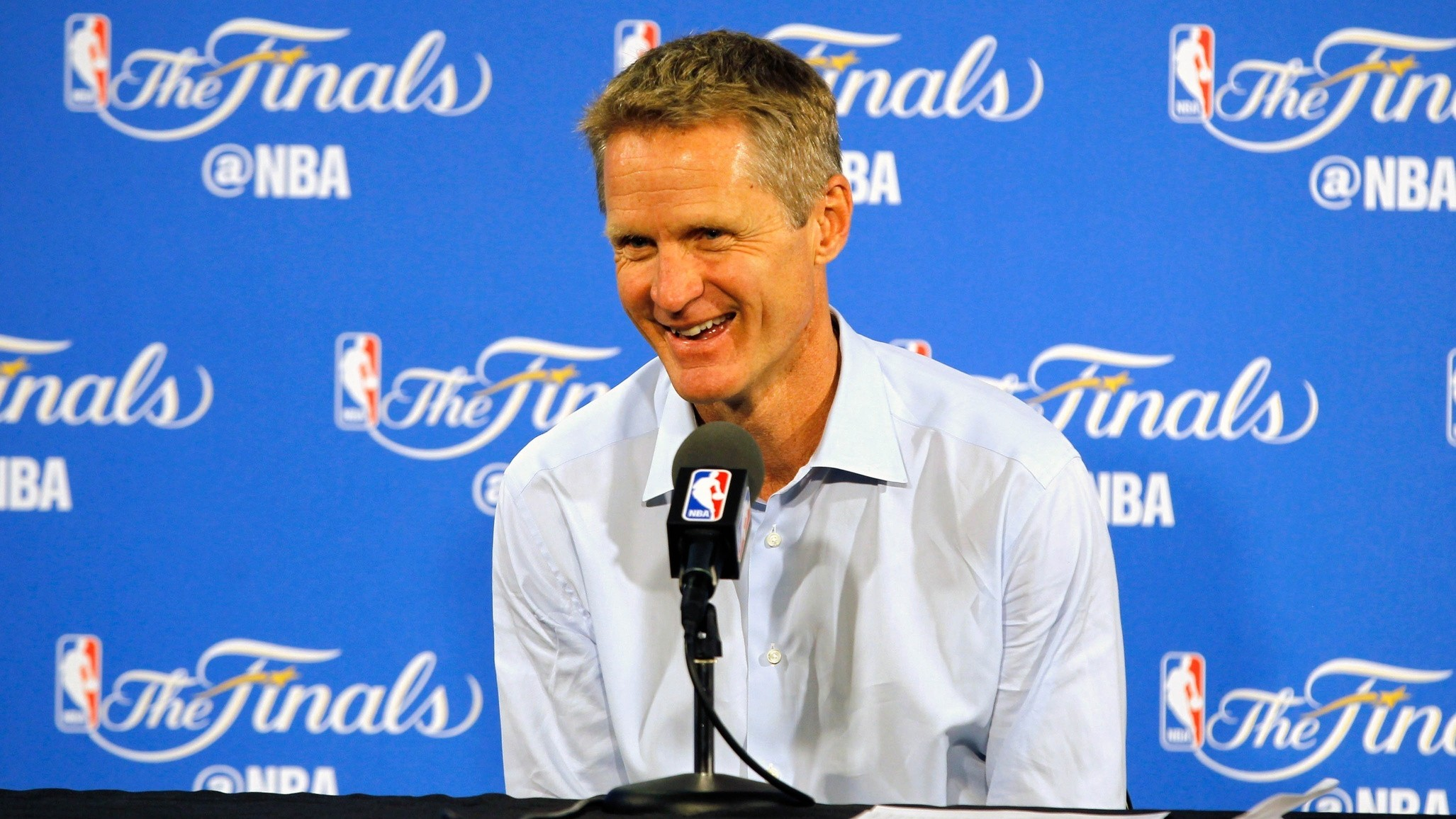 What Steve Kerr Learned from Getting Punched in the Face by Michael Jordan