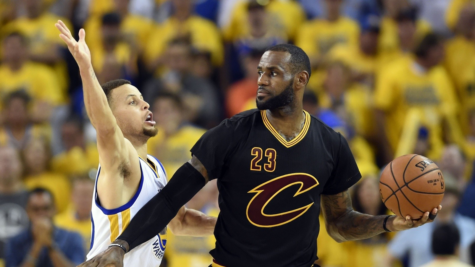 How LeBron James Rewrote History In The NBA Finals