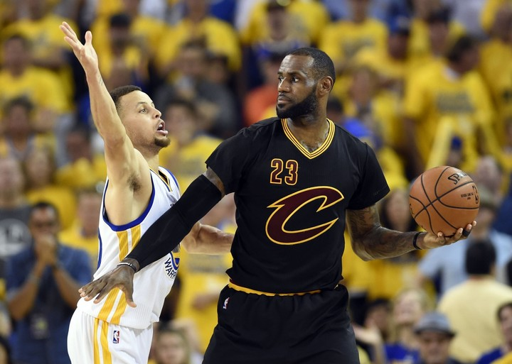 How LeBron James Rewrote History In The NBA Finals - VICE Sports