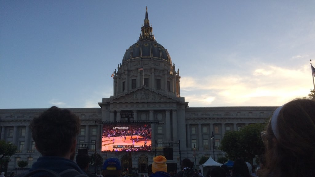 How to Watch the Warriors: A Journey into Fandom and Across the Bay