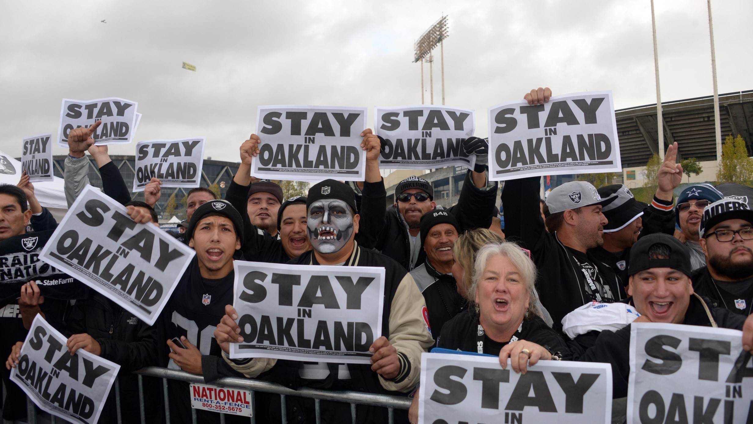 The NFL's Last, Best Chance to Solve the Oakland Raiders