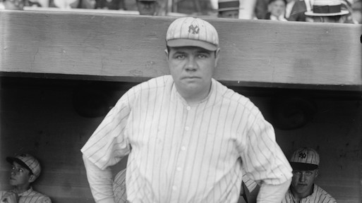 Throwback Thursday: The Year Babe Ruth Lost It, And Grew Up