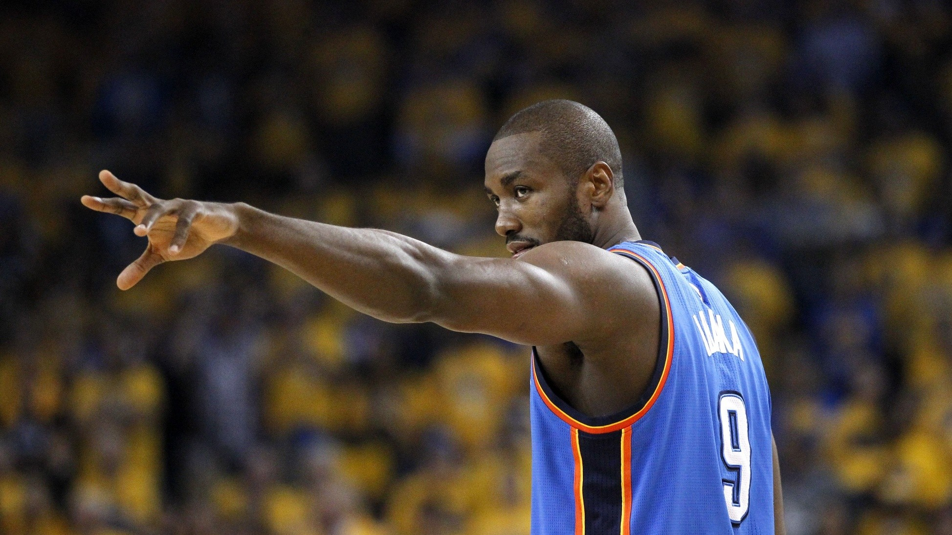 Serge Ibaka and the New OKC: Unpacking the NBA Draft's Biggest Deal