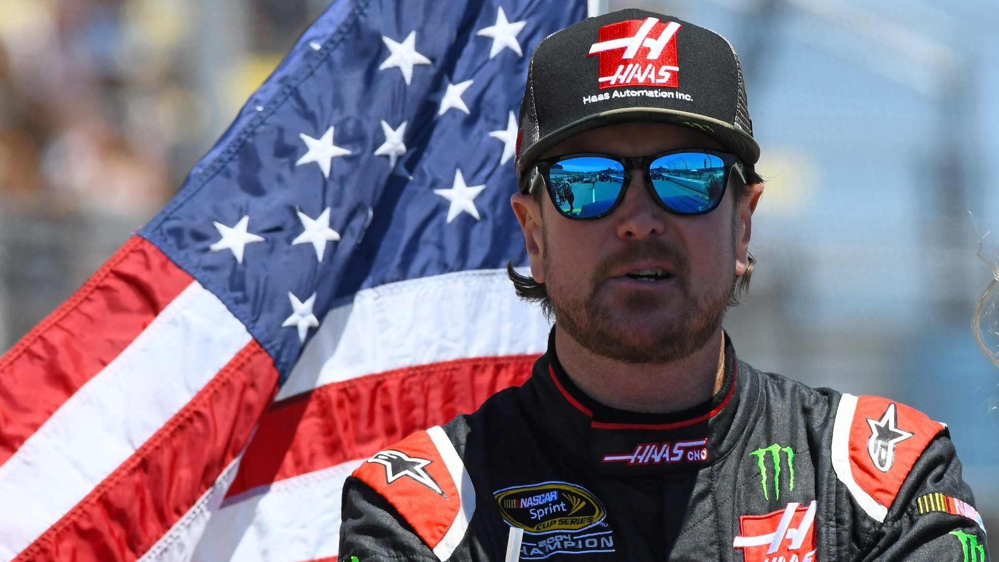 NASCAR Star Kurt Busch Eyes Gulf 12 Hours Race in Abu Dhabi
