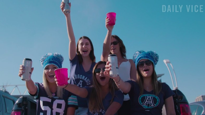 Argos Have Winning Formula to Bring Football Back to Life in Toronto