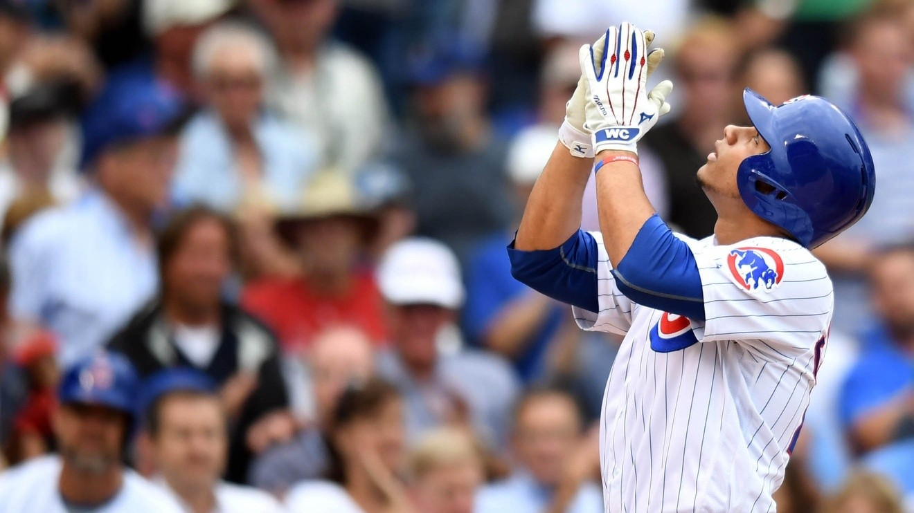 The Team Effort Behind Cubs Catching Phenom Willson Contreras