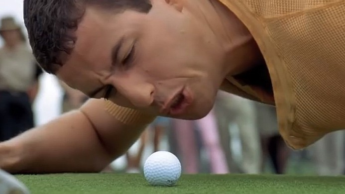 "Twenty Years Later, ""Happy Gilmore"" Is Still Shooting Right Around Par"