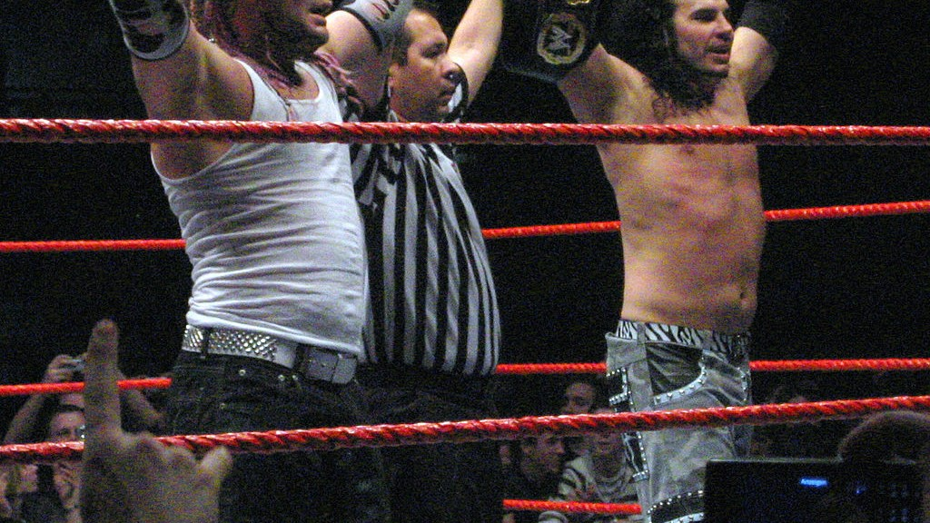 the hardy boyz renaissance is here and it u0027s glorious vice sports