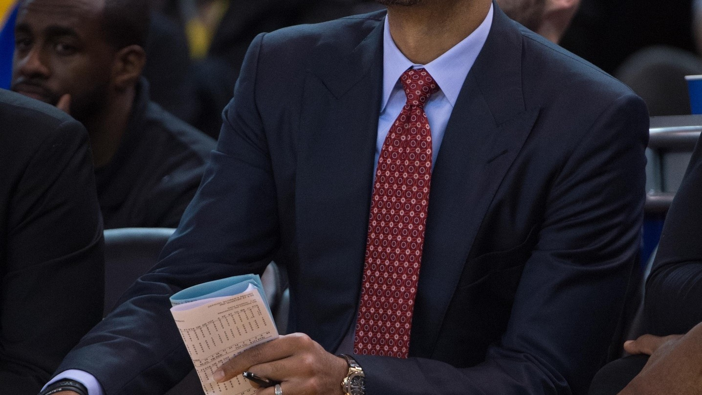 After A Life In Basketball Juwan Howard Is Ready To Lead As A
