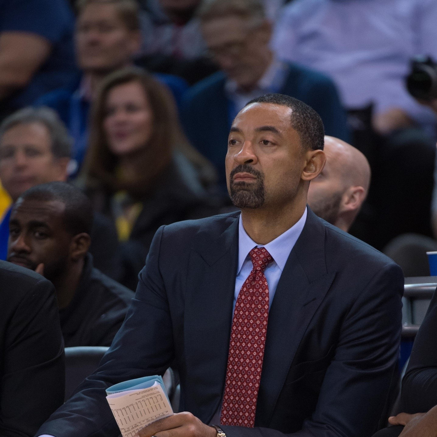 After A Life In Basketball, Juwan Howard Is Ready To Lead As A Coach | VICE Sports