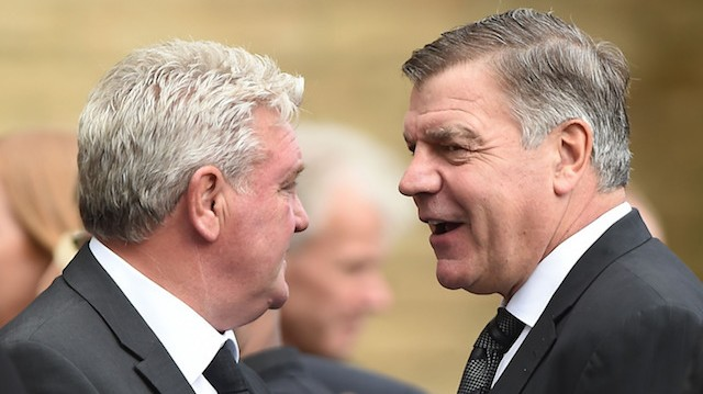 Comparing England's Depressing Managerial Options: Steve Bruce vs. Big Sam