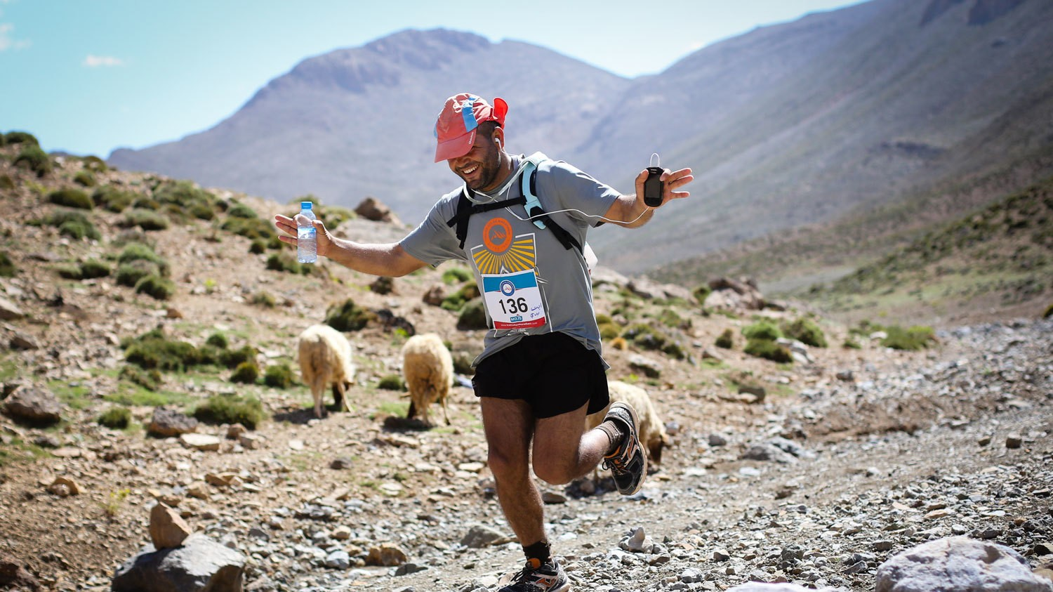 How an Ultrarunning Force Emerged from the Middle of Morocco