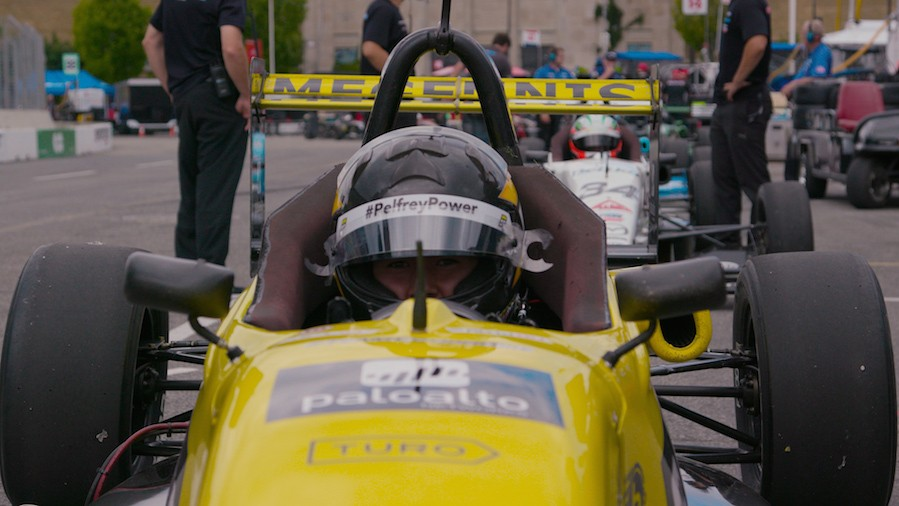 Meet the 16-Year-Old Racer Who Doesn't Have His Driver's Licence