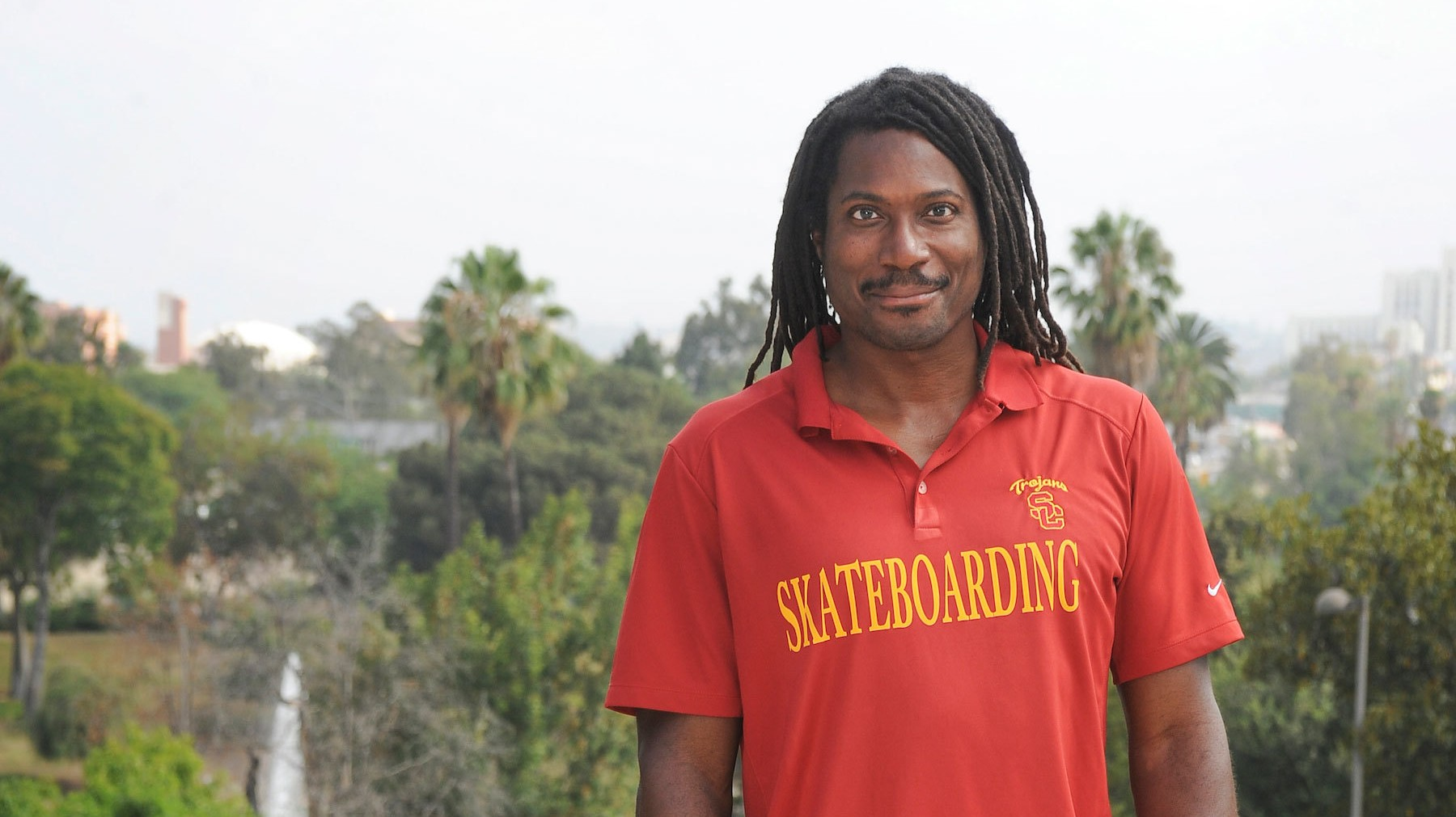 Meet the USC Professor Who Wants to Solve the World's Problems with Skateboarding