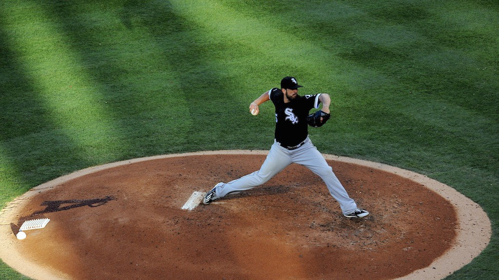 James Shields' Lost Season Is Business as Usual for the White Sox