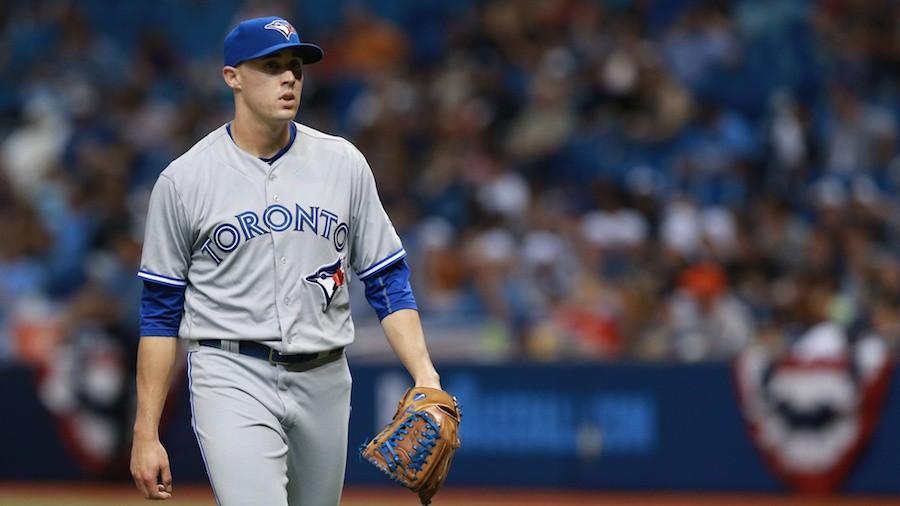 Aaron Sanchez Debate Roars on, but No One Knows What's Best for Him