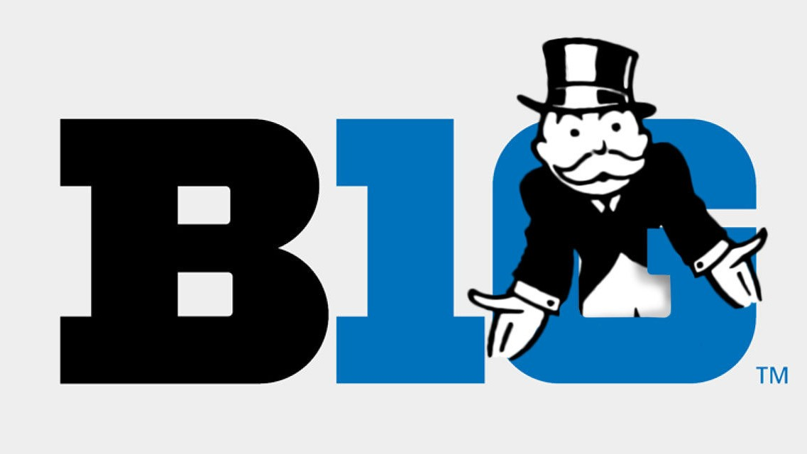 Big Ten Schools Are About to Cash In, But Don't Expect Athletes to See Any Money