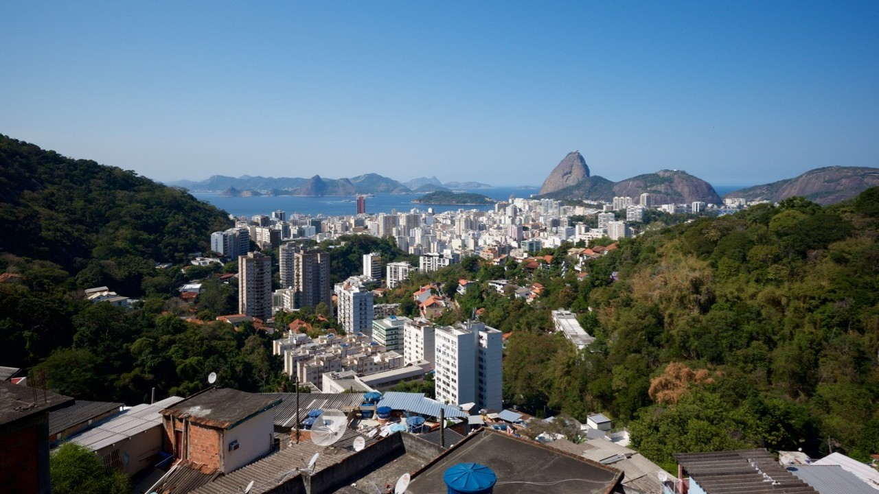 Trying to Experience Rio Outside the Olympic Bubble