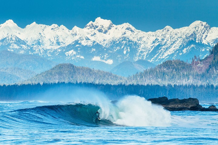 En fotos: una vuelta al mundo a través del surf