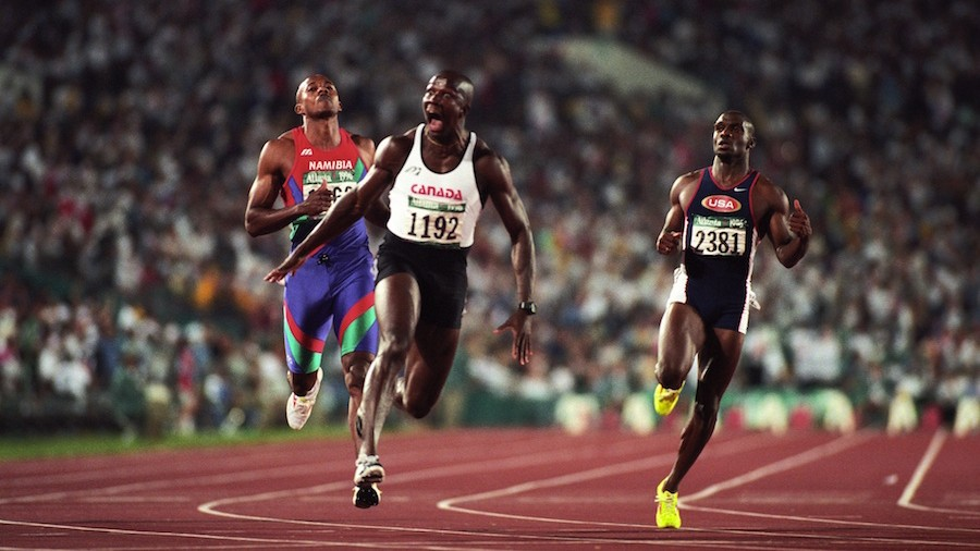 VICE Sports Q&A: Donovan Bailey on His Olympic Gold, Usain Bolt, and the Michael Johnson Race