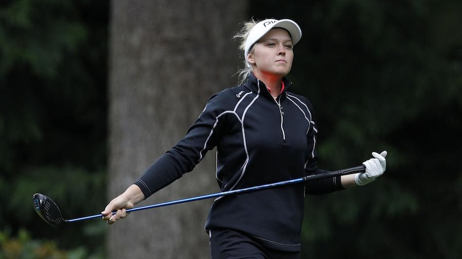 Brooke Henderson Is the Shining Star Her Hometown Smiths Falls Needed