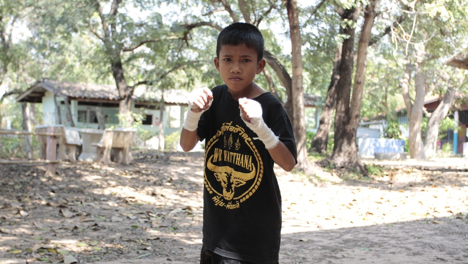 Against the Odds: Bpaet Becomes a Muay Thai Fighter