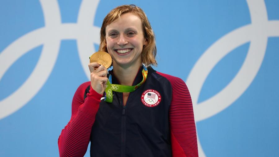 The NCAA Lets College Olympians Collect Cash for Gold, Because Amateurism Is a Self-Serving Lie