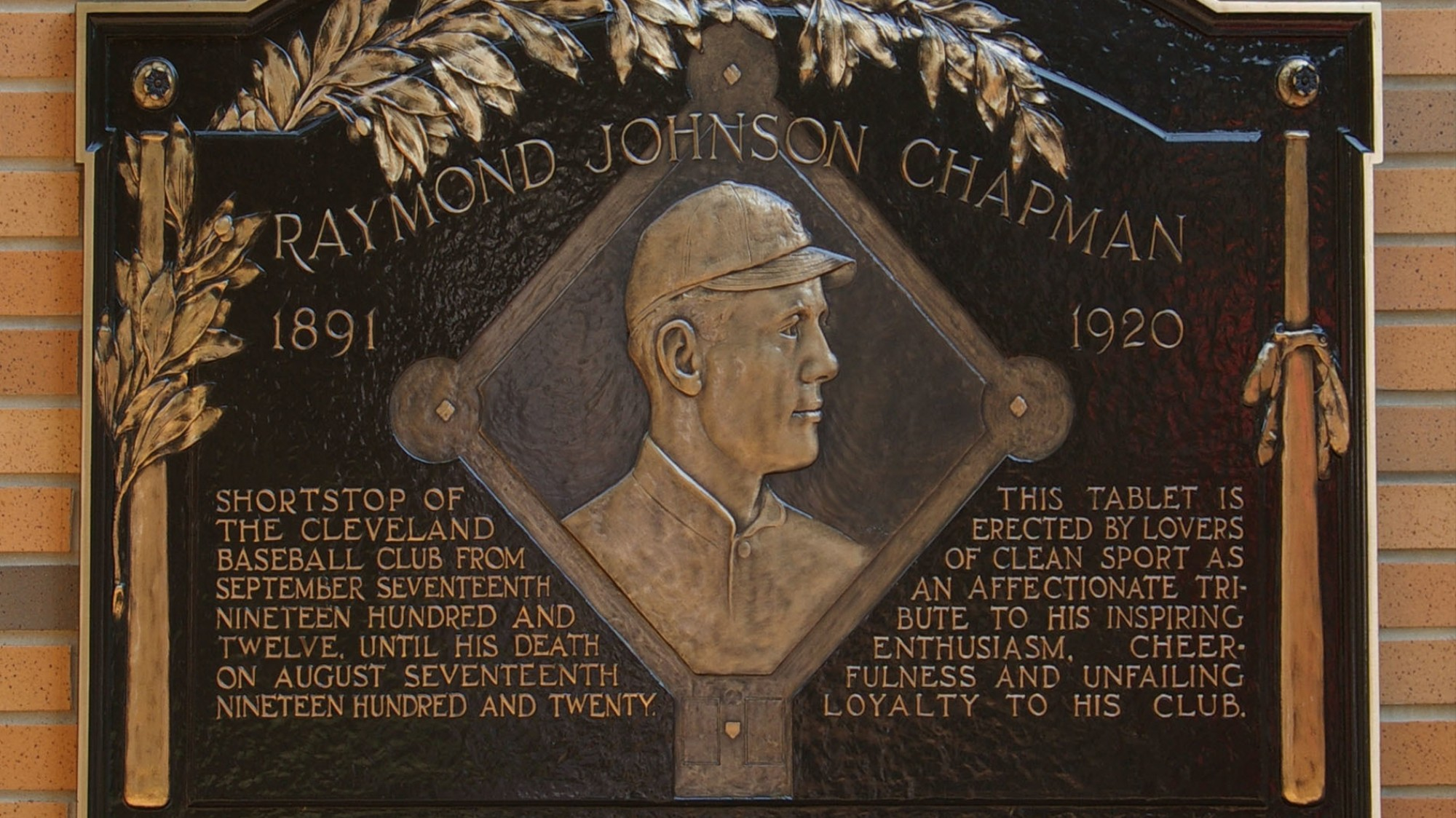 Throwback Thursday: Ray Chapman, the Only Major League
