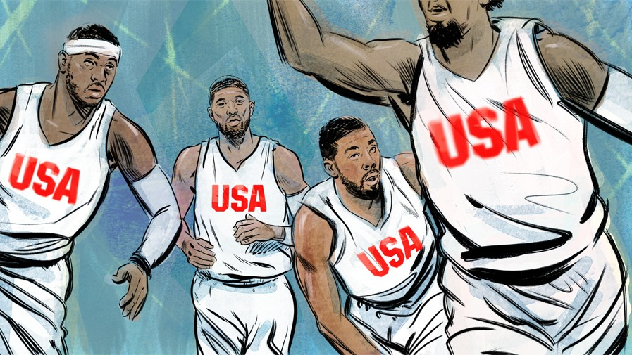 Dreaming In Context With USA Basketball: David Roth's Weak In Review