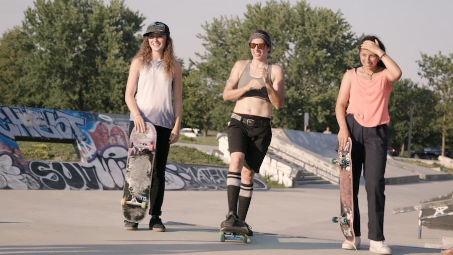 These Women Are Paving the Way for a New Generation of Female Skateboarders