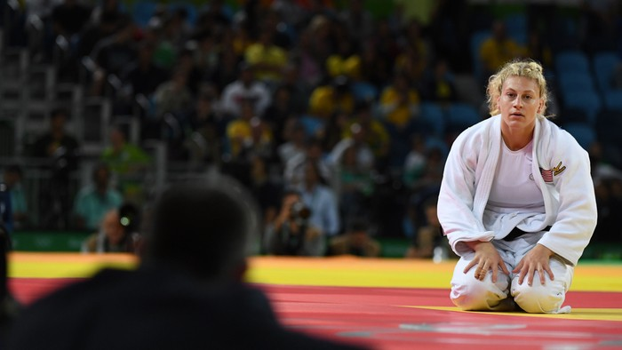 Judo Gold Medalist Kayla Harrison Is Ambivalent About a Future in MMA (and We Don't Blame Her)