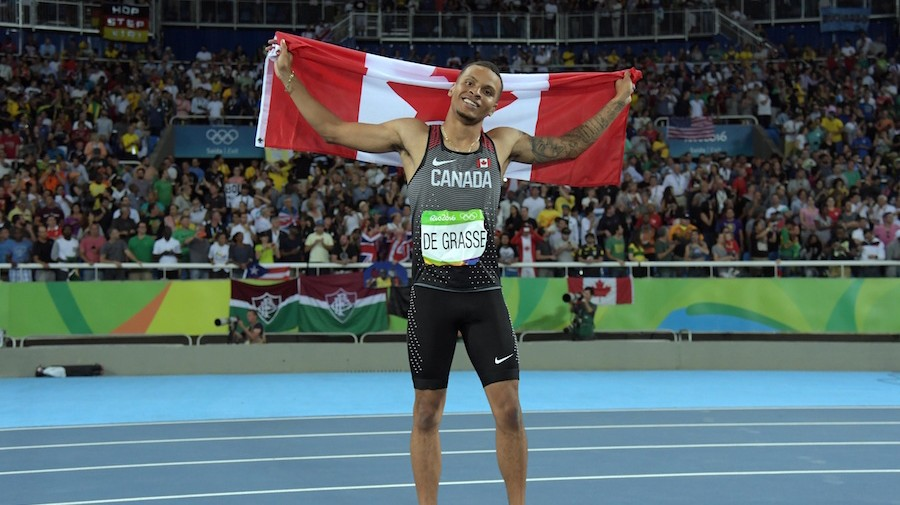 From De Grasse to Oleksiak: Canada at Rio, by the Numbers