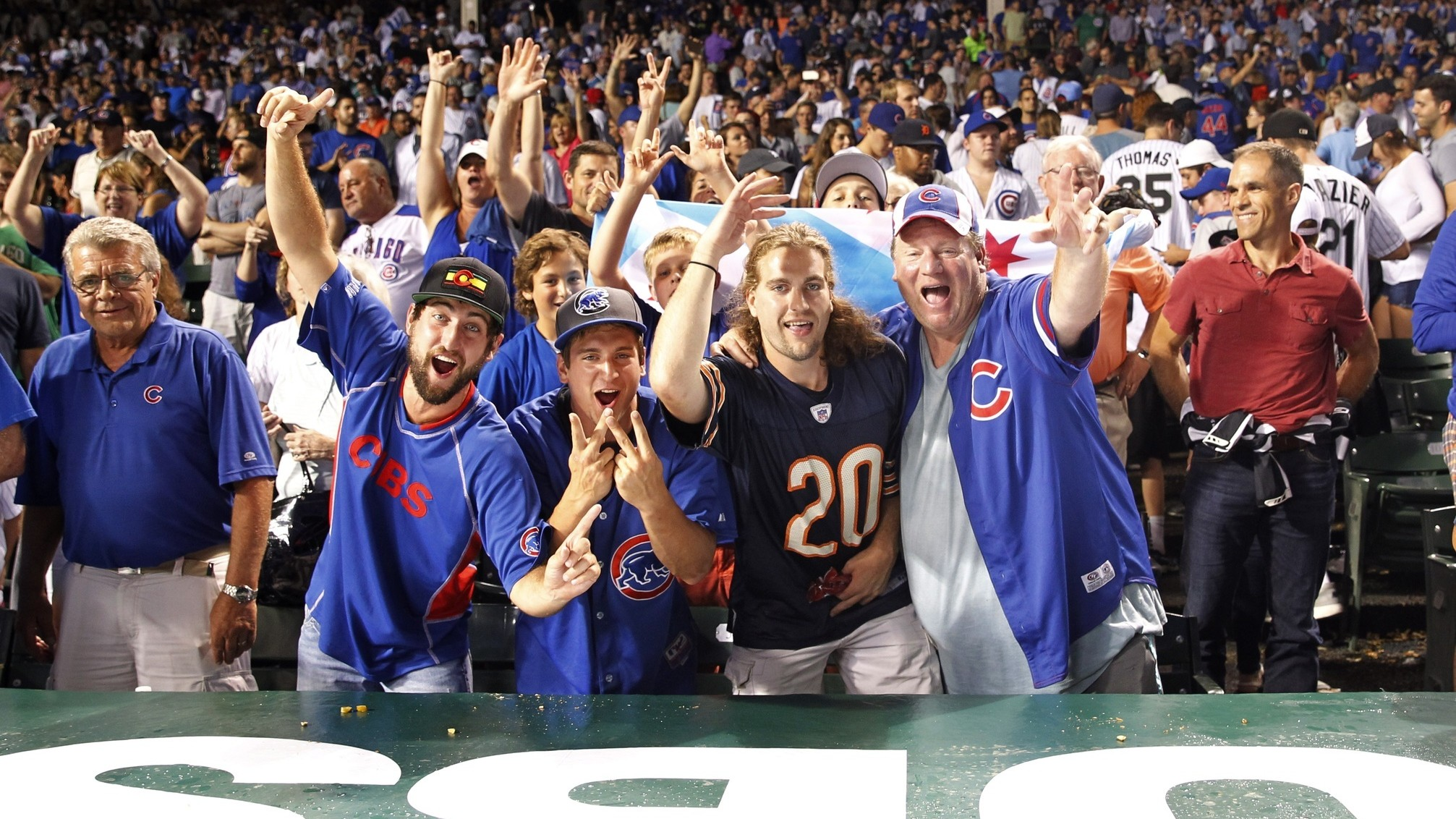 Home Games: The Strange Overlapping Borders of Sports Fandom