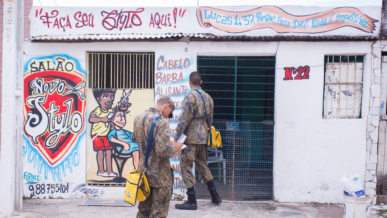 Santa Cruz FC, the Brazilian Soccer Team in the Heart of Zika Country, Is Fighting to Avoid Relegation