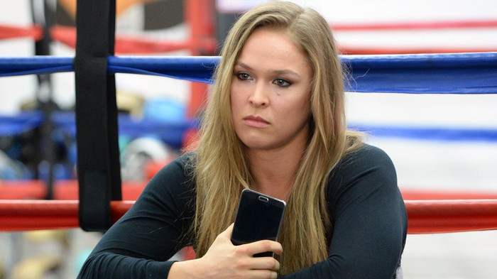Ronda Rousey Won't Fight at UFC 205, Leaving MMA's NYC Return in a Tight Spot
