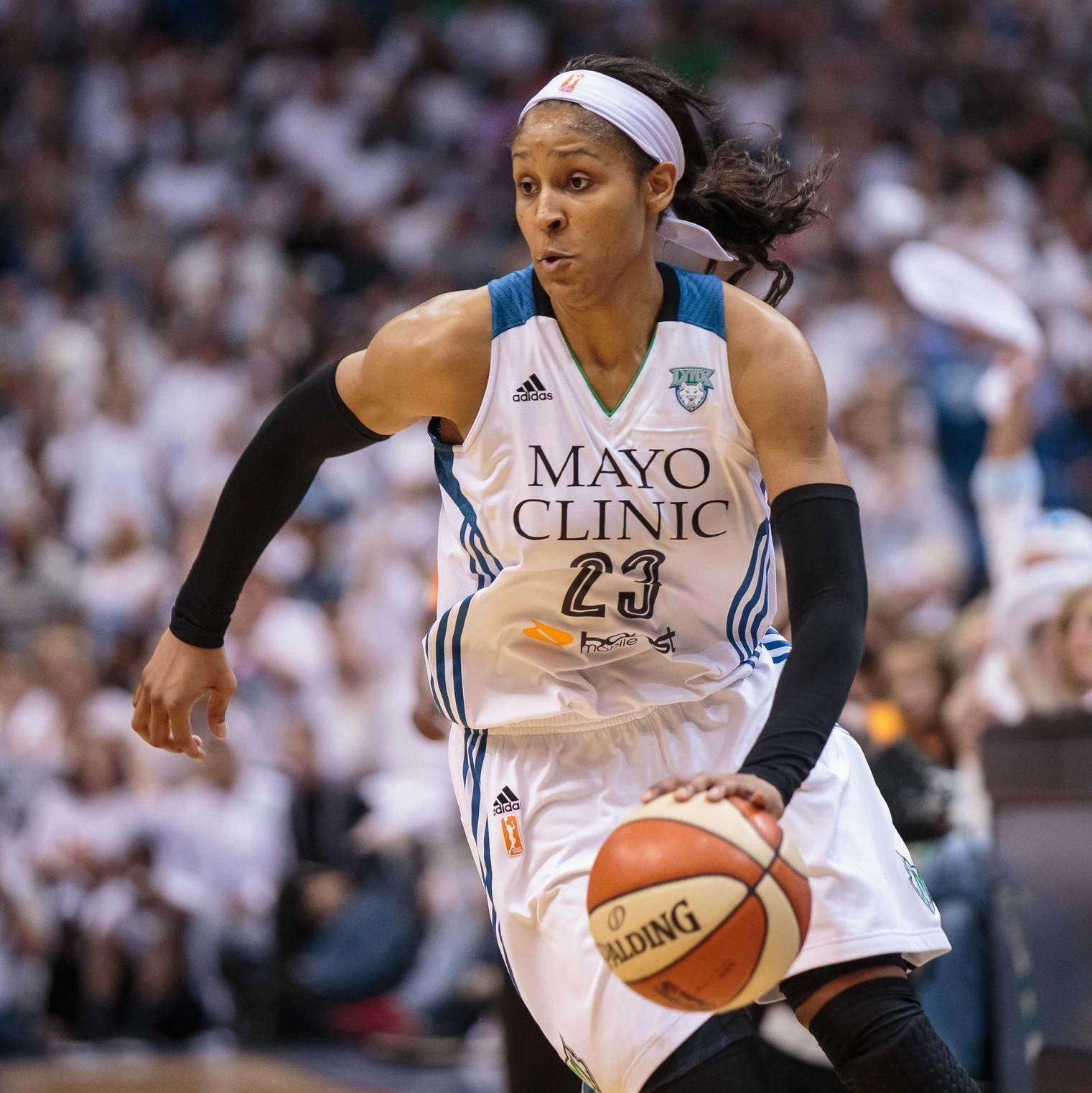 Maya Moore Back From Rio With Olympic Gold And Back To