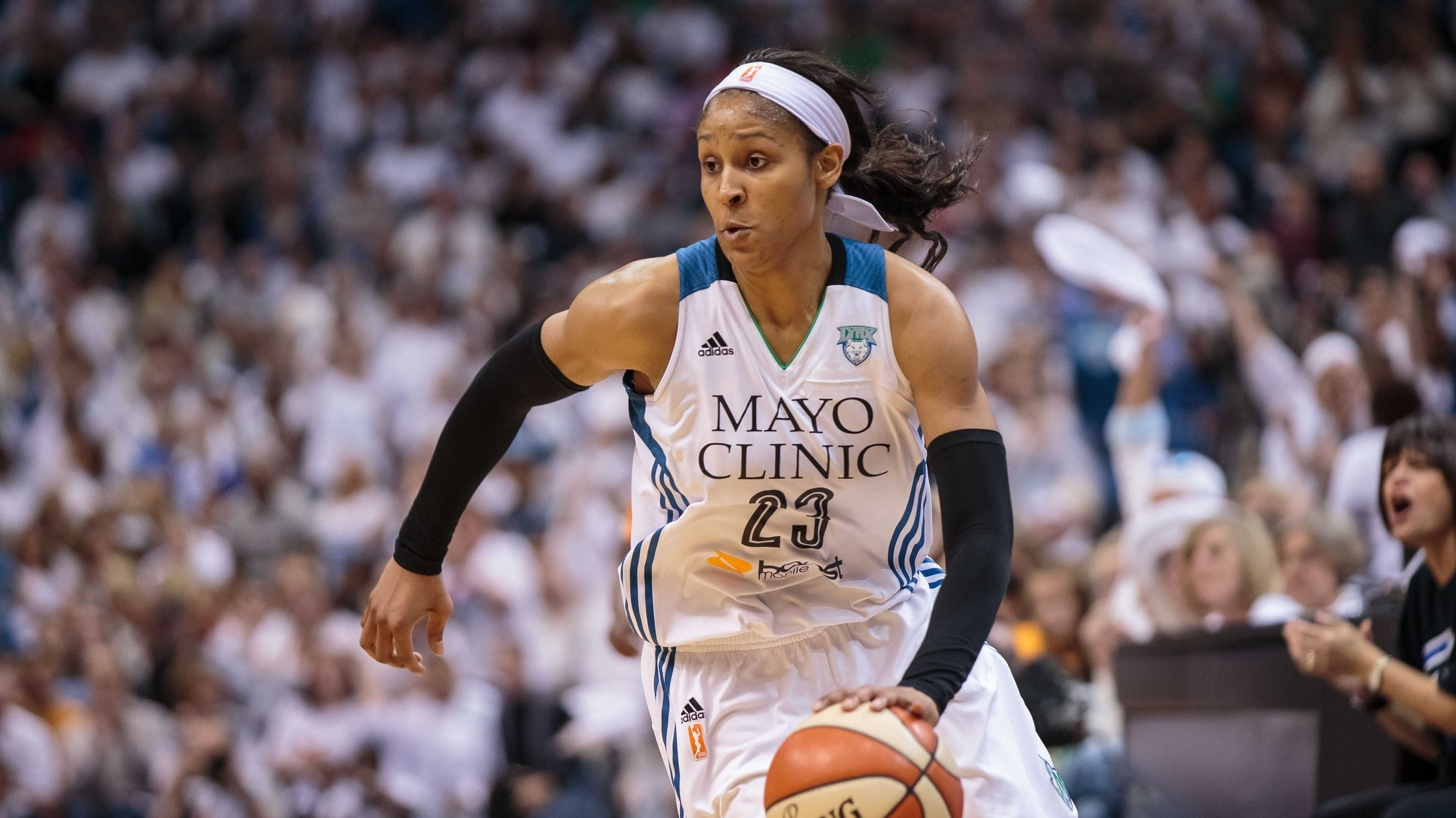 Maya Moore: Back From Rio With Olympic Gold, and Back to the WNBA Grind