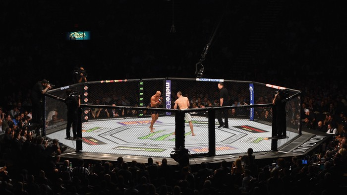 Remembering Rory MacDonald's Terribly Human UFC Moment