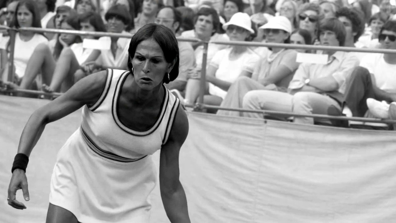 Throwback Thursday: Transgender Tennis Trailblazer Renée Richards Takes on the U.S. Open
