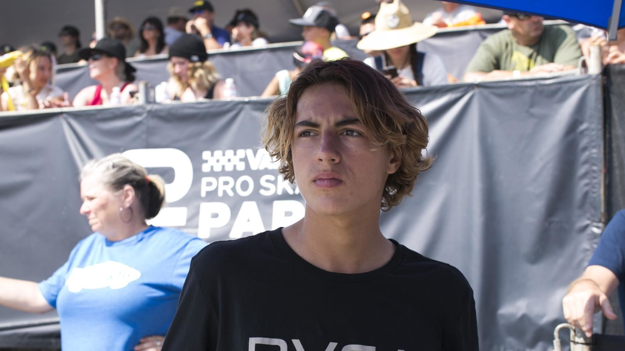 Road Trips and Super-Fans: ​Hanging Out with Skateboarder Curren Caples in Malmo