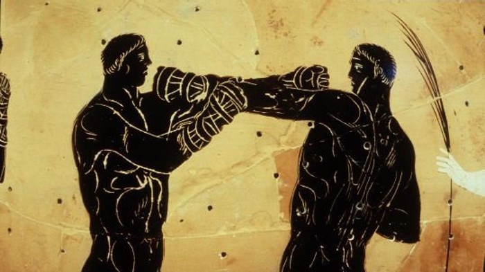 The Bloody, Deadly, Heavy Fights of Ancient Greece