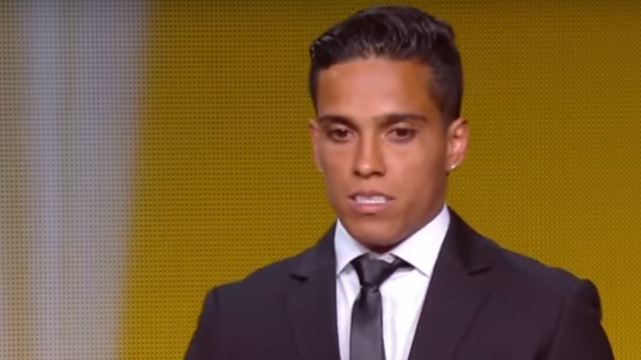 Wendell Lira Trades the Real Soccer Pitch for the Virtual One