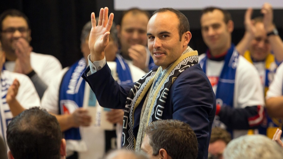 Landon Donovan's Comeback Signals He May Finally Be at Peace