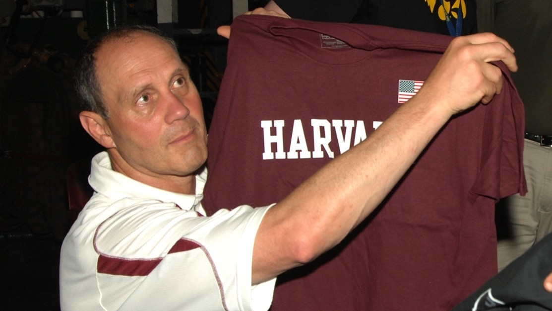 Is Harvard's Tim Murphy the Best Football Coach in America?